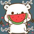 LINEスタンプランキング(StampDB) | ゲスくまの夏&秋★