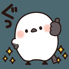 LINEスタンプランキング(StampDB) | ぴょこぴょこシマエナガ