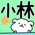 LINEスタンプランキング(StampDB) | 【小林】さんが使う用スタンプ