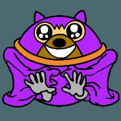 オガサワラオオコウモリのおがモリ