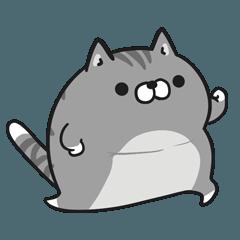 LINEスタンプランキング(StampDB) | ボンレス猫 Vol.5