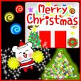LINEスタンプランキング(StampDB) | 動く楽しいクリスマス!
