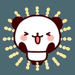 LINEスタンプランキング(StampDB) | 気持ち色々パンダ(うご)