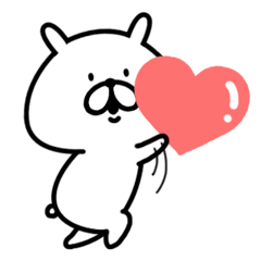 LINEスタンプランキング(StampDB) | ゆるうさぎ11