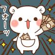 LINEスタンプランキング(StampDB) | ゲスくま7