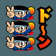LINEスタンプランキング(StampDB) | 花火師のスタンプ