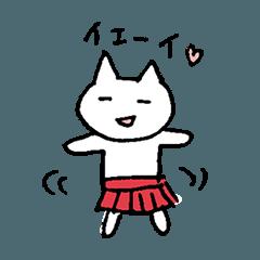 LINEスタンプランキング(StampDB) | スカートねこ