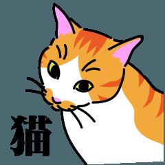 LINEスタンプランキング(StampDB) | 動く猫