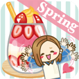 LINEスタンプランキング(StampDB) | 大人が使える日常スタンプ4【春】