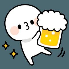 LINEスタンプランキング(StampDB) | うごく!酒飲みさんスタンプ