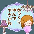 LINEスタンプランキング(StampDB) | 大人女子にやさしいスタンプ