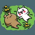 LINEスタンプランキング(StampDB) | 愛しすぎなふたり。春の特別版
