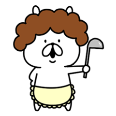 LINEスタンプランキング(StampDB) | ゆるうさぎ おかん。