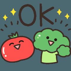LINEスタンプランキング(StampDB) | 栄養がいっぱいスタンプ