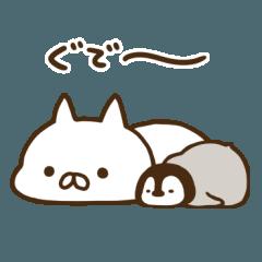 LINEスタンプランキング(StampDB)   ねこぺん日和3