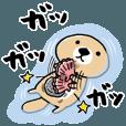 LINEスタンプランキング(StampDB) | 突撃!ラッコさん クラシック版
