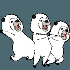 LINEスタンプランキング(StampDB) | 笑うアルパカ2