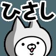 LINEスタンプランキング(StampDB) | 【ひさし】の名前ねこ