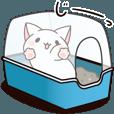 LINEスタンプランキング(StampDB) | だいすきネコちゃん5