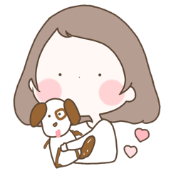 LINEスタンプランキング(StampDB) | まるいすたんぷ おんなのこ!