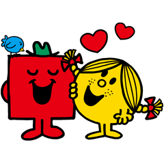 MR.MEN LITTLE MISS