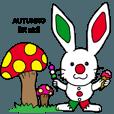 LINEスタンプランキング(StampDB) | 伊日amo?ウサギがつなぐイタリア日本 (秋)