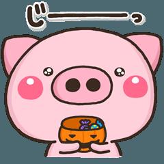 LINEスタンプランキング(StampDB) | ぶたさんの秋