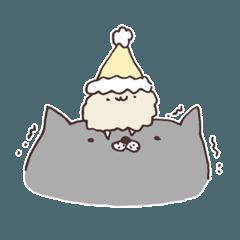 LINEスタンプランキング(StampDB) | 寒がりネコとモルモルズ