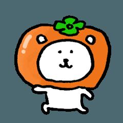 LINEスタンプランキング(StampDB) | 自分ツッコミくま 秋(うご)