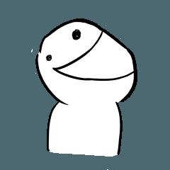 LINEスタンプランキング(StampDB) | あたまのわるいひと