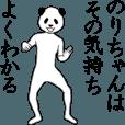 LINEスタンプランキング(StampDB) | ぬる動く!のりちゃん面白スタンプ