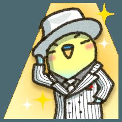 LINEスタンプランキング(StampDB) | インコちゃん日常パック2