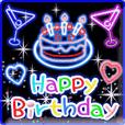 LINEスタンプランキング(StampDB) | 動く♪お誕生日☆お祝い☆年間イベント