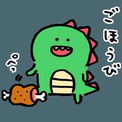 LINEスタンプランキング(StampDB) | きょりゅくん