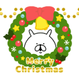 LINEスタンプランキング(StampDB) | ゆるうさぎ クリスマス&年末。うごく。