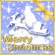 LINEスタンプランキング(StampDB) | 動く☆大人きらめくクリスマス☆