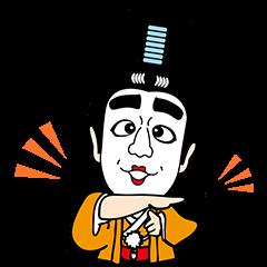 志村けん キャラクターズ | StampDB - LINEスタンプランキング