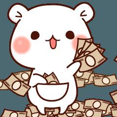 LINEスタンプランキング(StampDB) | ゲスくま?お正月・2018年版?
