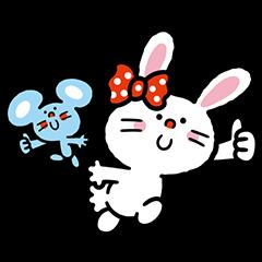 バニー&マッティ   StampDB - LINEスタンプランキング