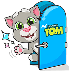 My Talking Tom(愛你篇)