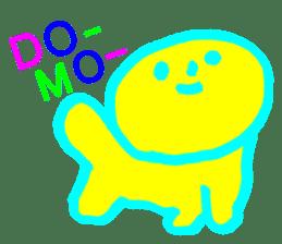 TEKITO-SEIJIN sticker #56137