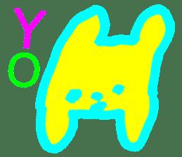 TEKITO-SEIJIN sticker #56157