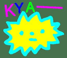 TEKITO-SEIJIN sticker #56162