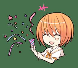 powan chan sticker #58537