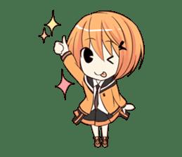powan chan sticker #58547