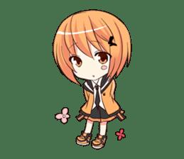 powan chan sticker #58550