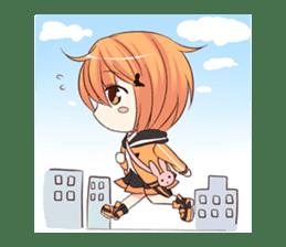 powan chan sticker #58558