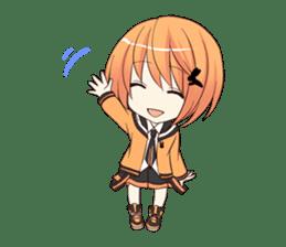 powan chan sticker #58559