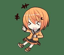 powan chan sticker #58560