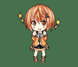 powan chan sticker #58567